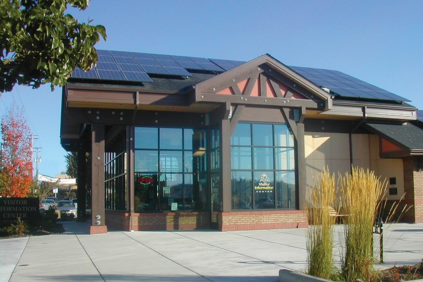 Coos Bay Visitor Center, Coos Bay
